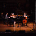 Walnut Hill Alumni Piano Trio (Tony Rymer, cello; Gergana Haralampieva, violin; Evren Ozel, piano