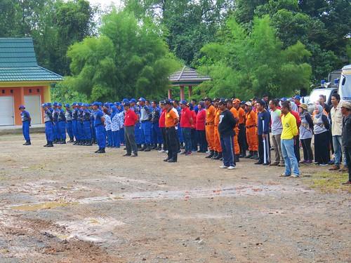 BKSDA Kalsel Perangi Sampah Pulau Bakut (02)