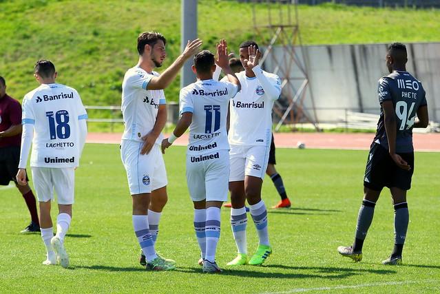 Excursão Grêmio Prato Fino - Europa 2019 - Vitória de Guimarães 2 x 3 Grêmio