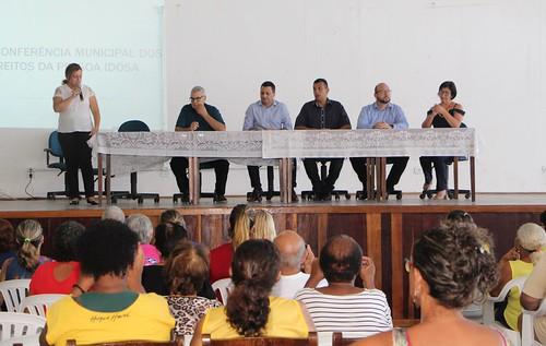 Conferência Municipal do Idoso