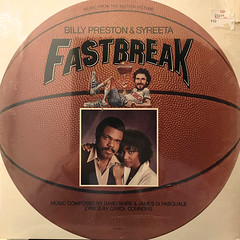 BILLY PRESTON & SYREETA:FASTBREAK(JACKET A)