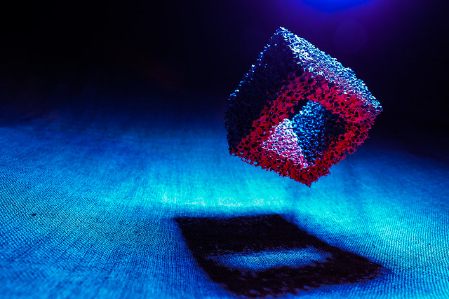Cube Torus Structure