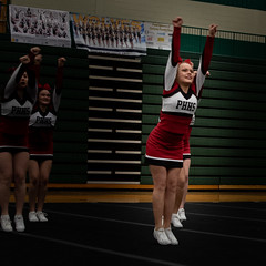 PHHS Cheer Districts 2019-31