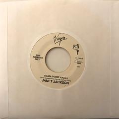 JANET JACKSON:AGAIN(JACKET B)