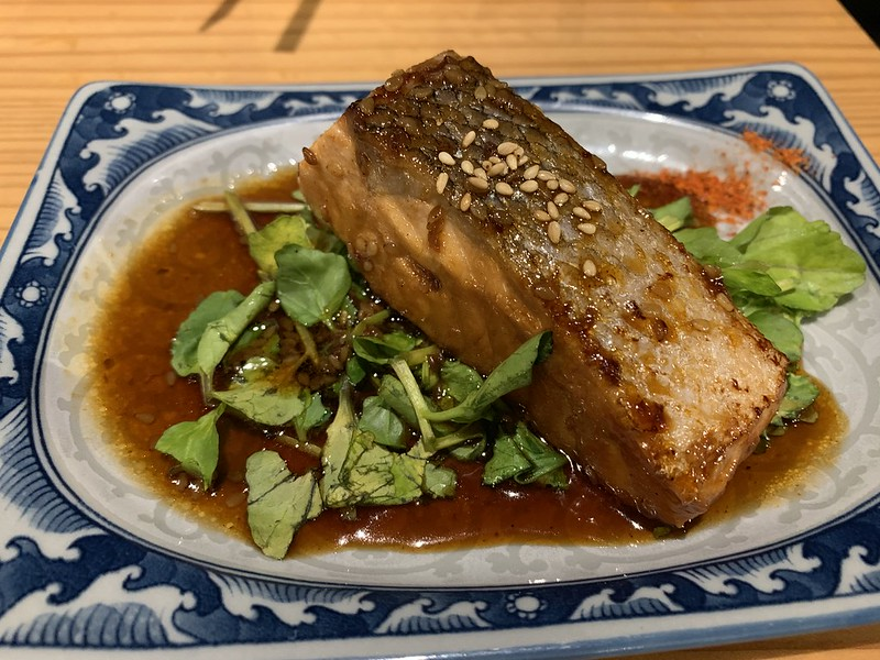 Osaka Kitchen - Teriyaki Salmon