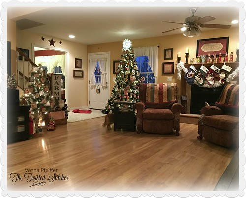 Living Room Christmas 2018