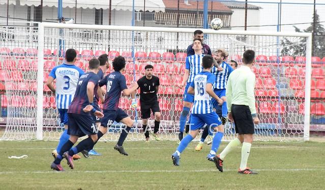 Γ' Εθνική: Βέροια – Αλμωπός Αριδαίας 1-0