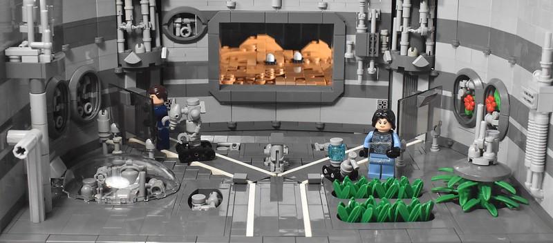 Space Lab - Laboratorio spaziale