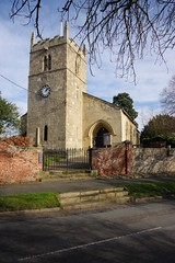 Church of St. Mary, Great Ouseburn, North Yorkshire, UK