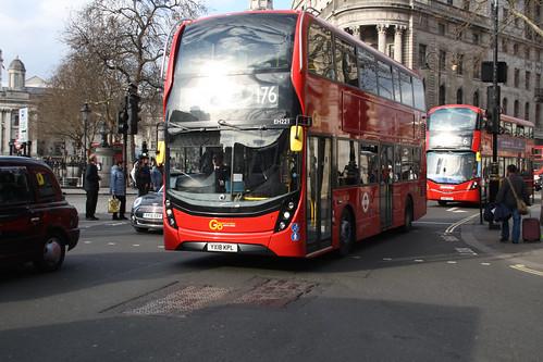 Go-Ahead London EH221 YX18KPL