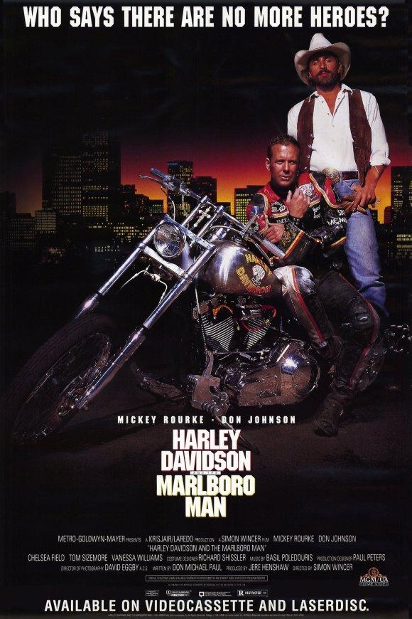 Harley Davidson and the Marlboro Man - Poster 5