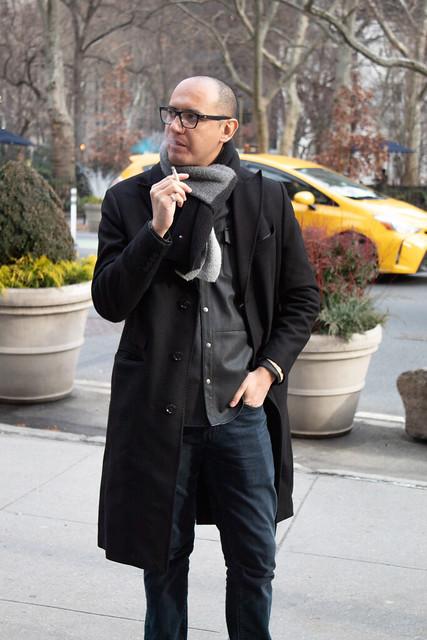 Edson Hurtado en Nueva York