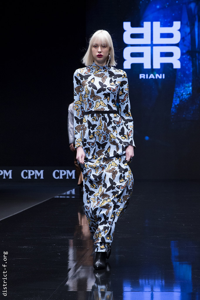 DISTRICT F — Collection Première Moscow AW19 — CPM Selected bgt5