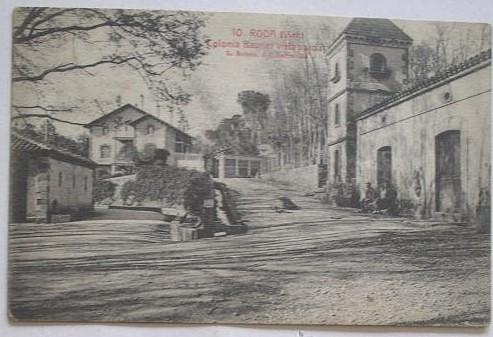 Colònia Baurier postal