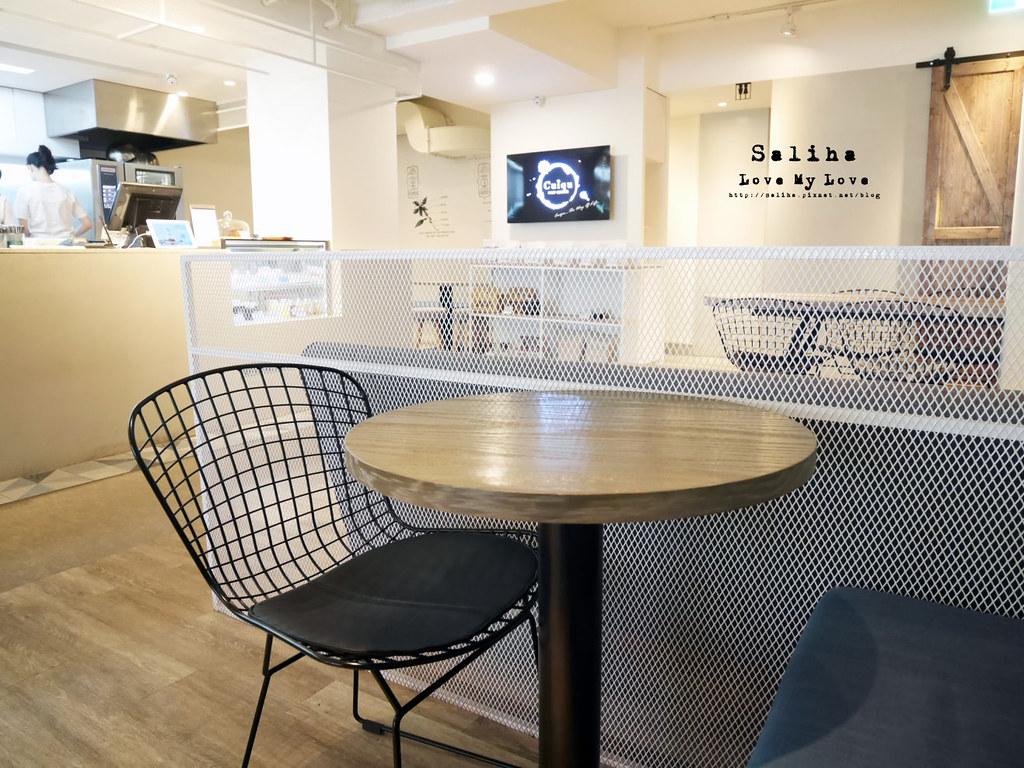 東區不限時咖啡廳餐廳推薦Cuiqu Coffee奎克咖啡台北忠孝店下午茶早午餐輕食 (7)