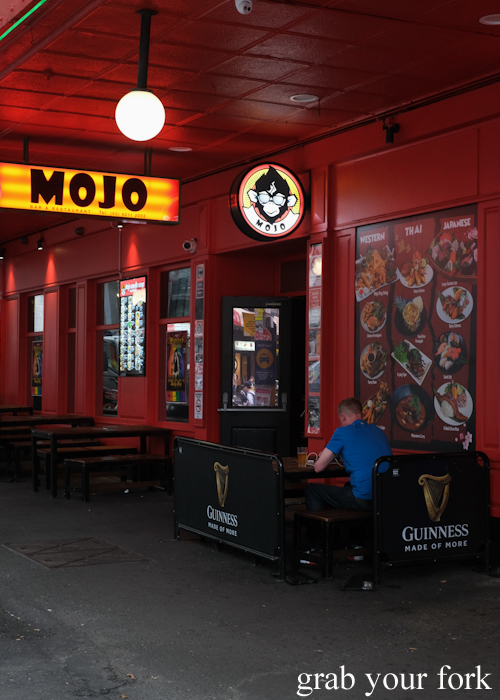 all you can eat crab and prawn buffet at mojo restaurant. Black Bedroom Furniture Sets. Home Design Ideas
