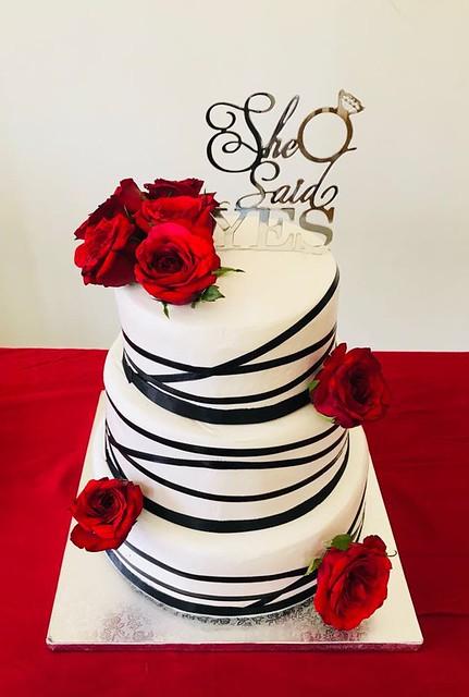 Cake by Mufeeda Pm