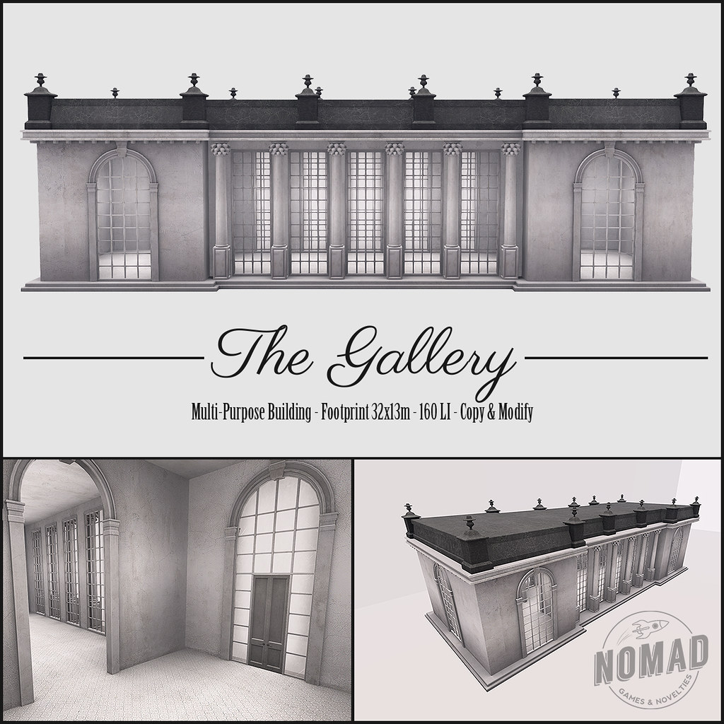 NOMAD // The Gallery