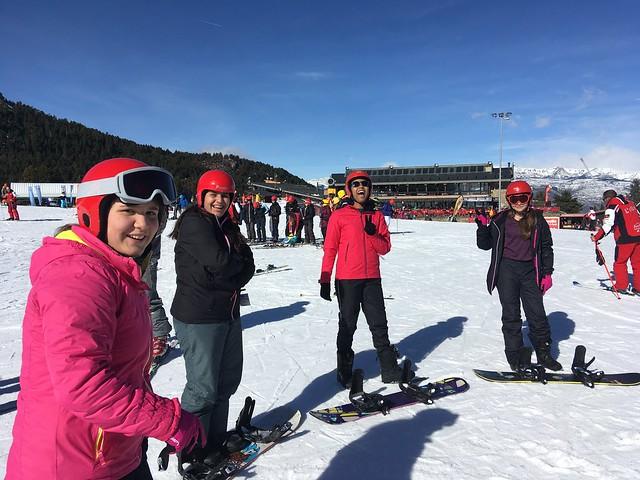 19-02-11, Esquiada Associació Esportiva Raspall