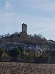 Tower of Montcuq in the distance. - Photo of Fargues