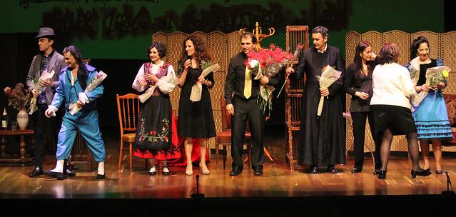 ZARZUELA EL BARBERO DE SEVILLA SOLIDARIA CON MANOS UNIDAS - AUDITORIO CIUDAD DE LEÓN - TALLER LÍRICO DEL CONSERVATORIO Y ORQUESTA JUVENTUDES MUSICALES-UNIVERSIDAD DE LEÓN - 27.2.19