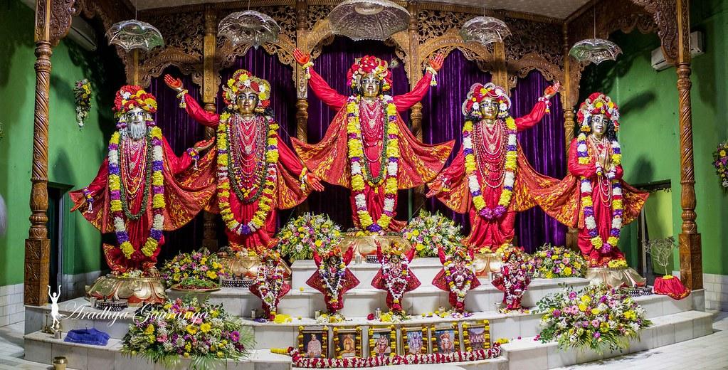 ISKCON Mayapur Deity Darshan 02 Mar 2019 (47) | ISKCON desire tree