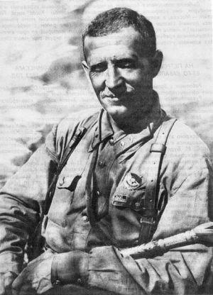 Иван Ефимович Петров
