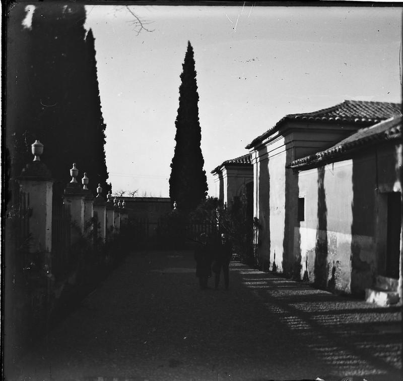 Basílica del Cristo de la Vega en Toledo el 24 de febrero de 1918. Fotografía de Carles Batlle Ensesa © Ajuntament de Girona. CRDI (Carles Batlle Ensesa)