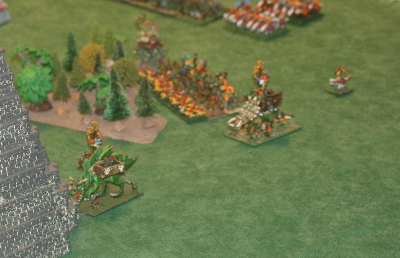 [4000 - Orcs+HL vs Khemri] La bataille des pyramides noires 47328343332_7344f0b993_c