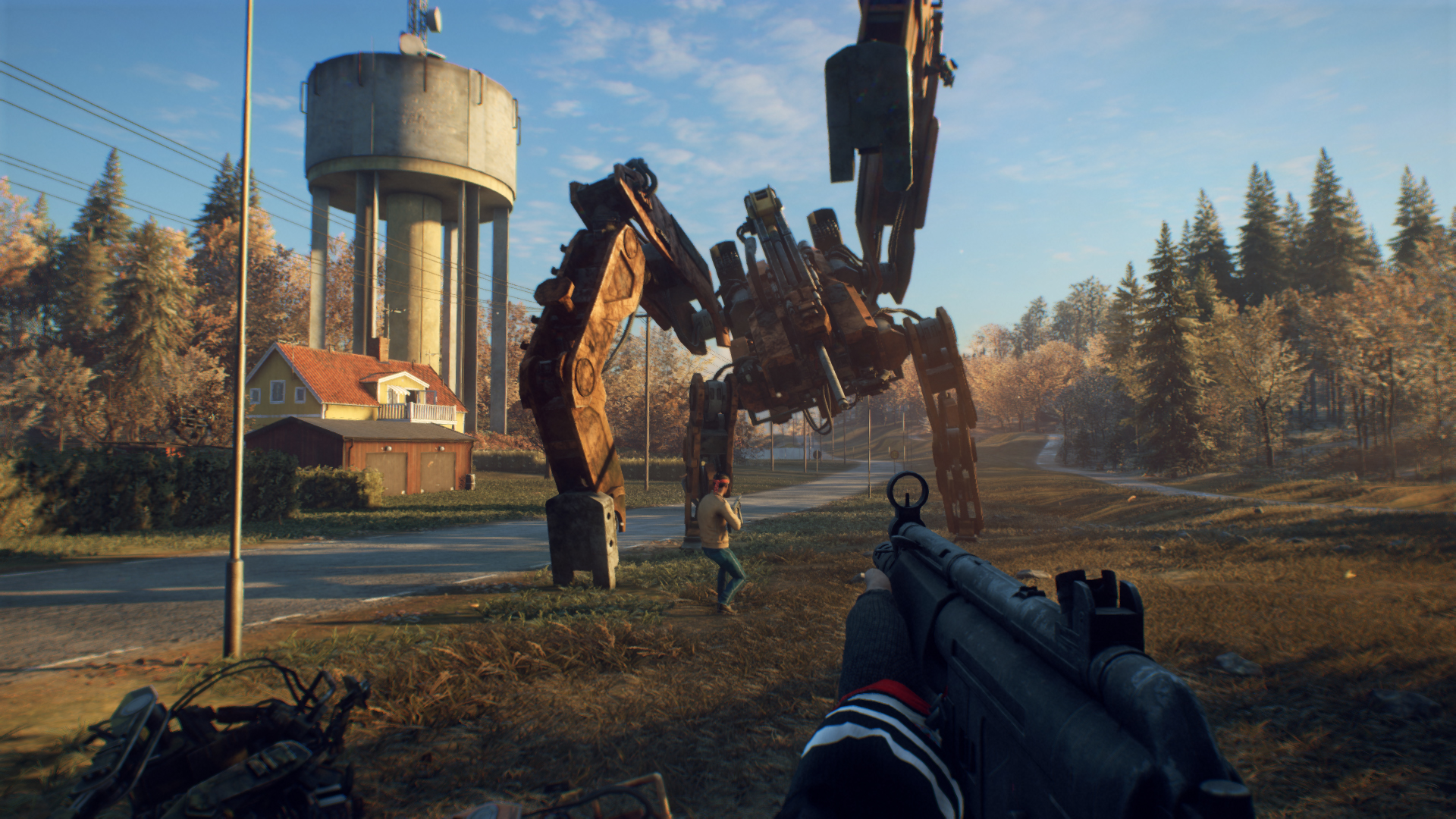 The Origins of Avalanche's Generation Zero, Out Tuesday on