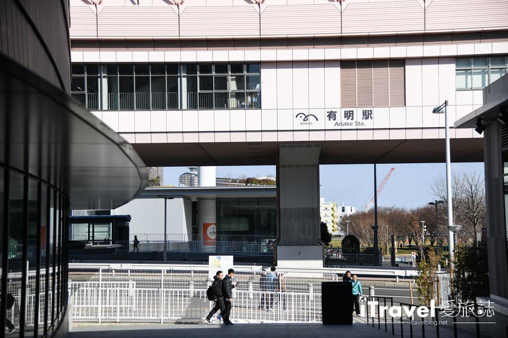 东京有明大和ROYNET饭店 Daiwa Roynet Hotel Tokyo Ariake (11)