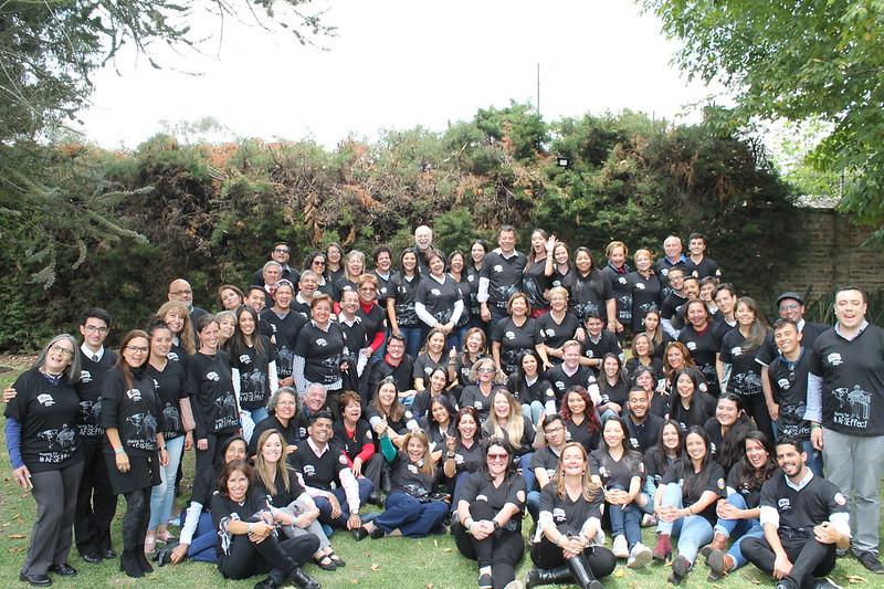 60 años - Asamblea Nacional de Voluntarios 2019