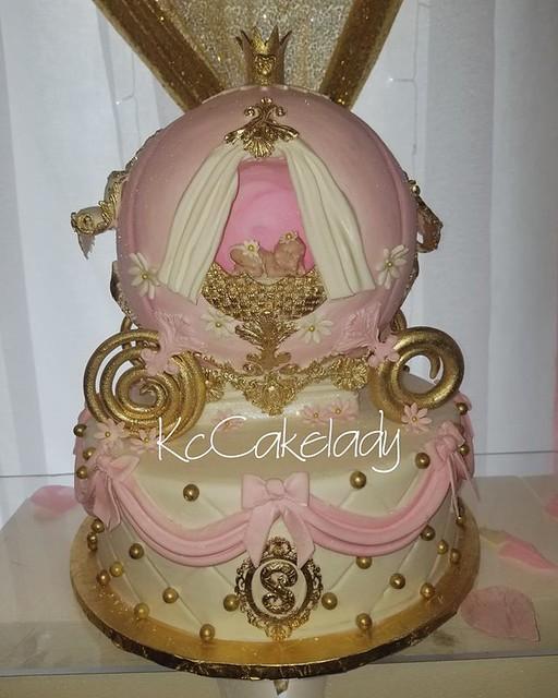Cake by Kim Shelton Marks of KcCakelady Cake Artistry LLC