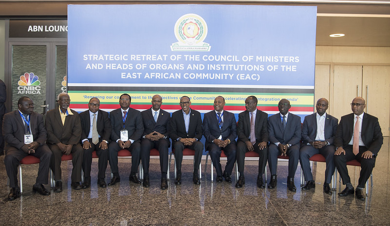 Strategic Retreat of the Council of Ministers and Heads of Organs and Institutions of EAC | Kigali, 29 March 2019
