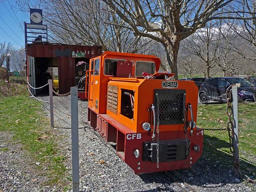 7¼in Diema diesel at Sion