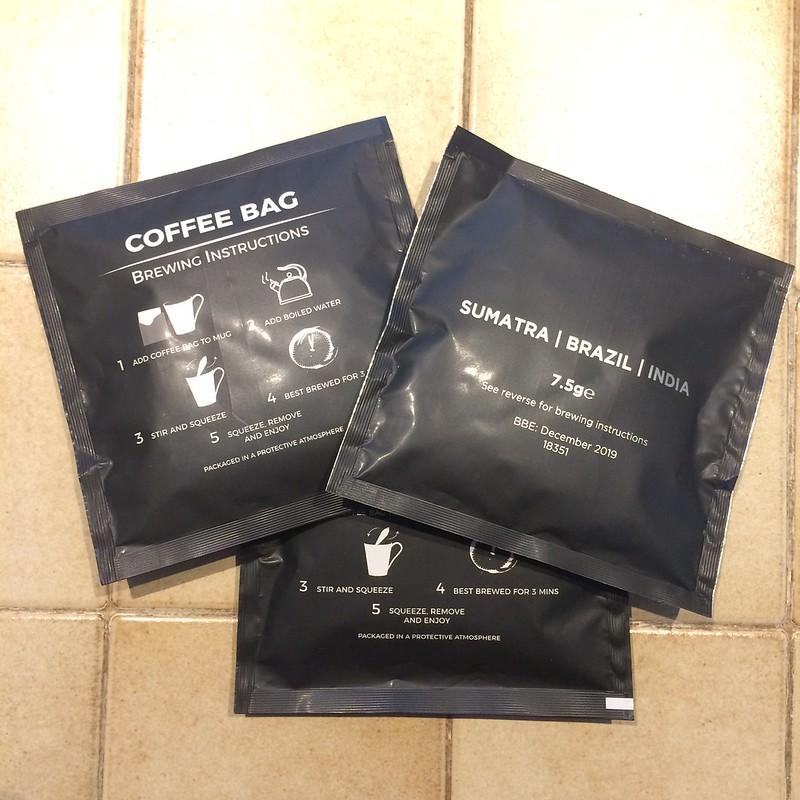Coffee Bags Like T Bags But Coffee Coffee Lounge