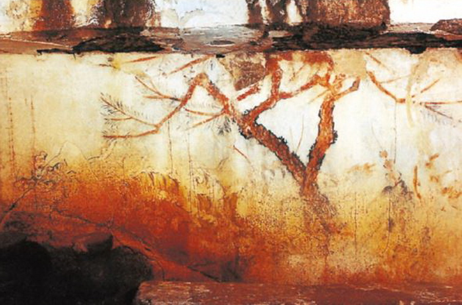 Wang Geon tomb murals(2)