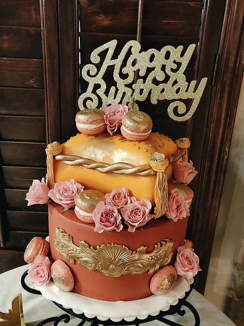 Cake by Dolce Delights