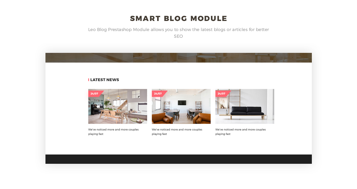 smart blog module - Bos Voyage - Furniture and Home Decor Prestashop theme