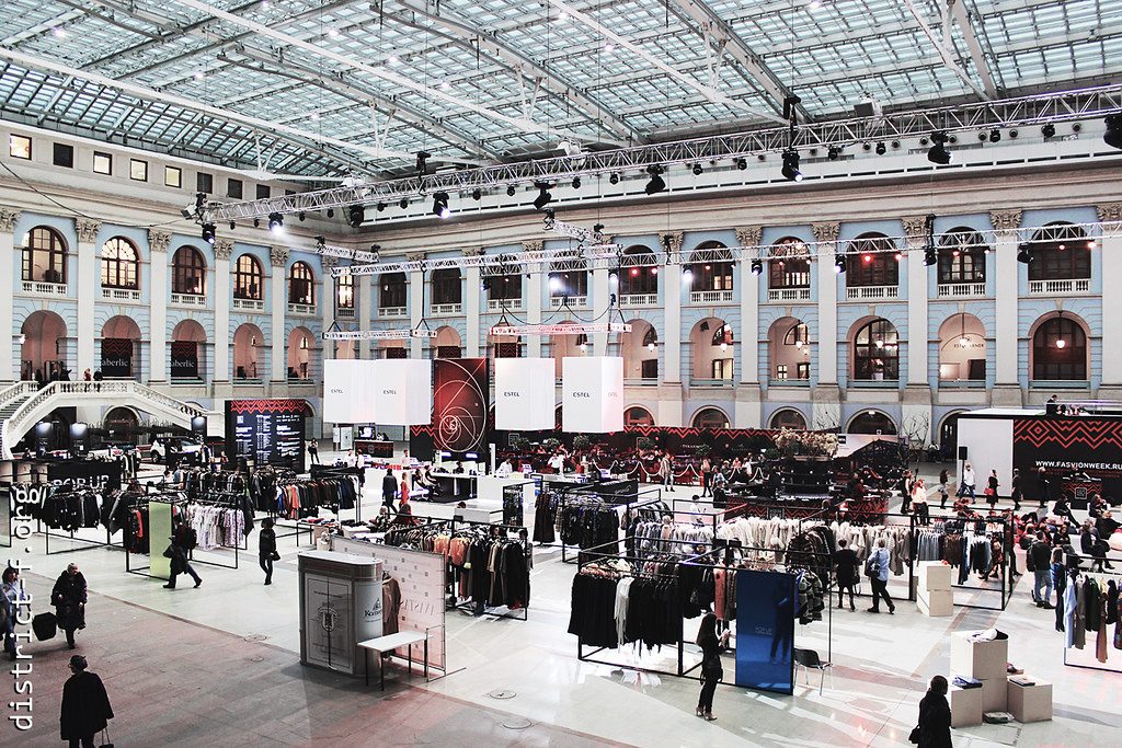DISTRICT F FASHION JOURNAL - Moscow Fashion Week SS18 - НЕДЕЛЯ МОДЫ В МОСКВЕ ВЕСНА-ЛЕТО 2018 чсп5