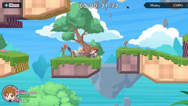 Umihara Kawase Fresh - Nintendo Switch