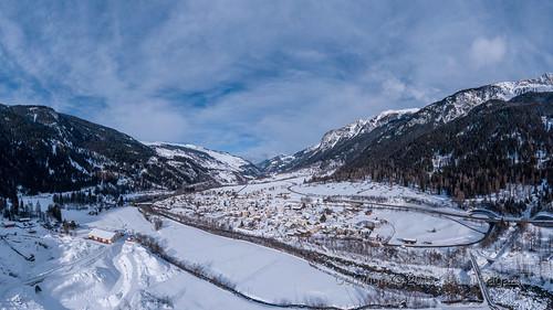 Schweiz, Kanton Graubünden, Andeer