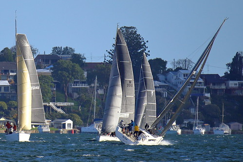 Sailing at Belmont