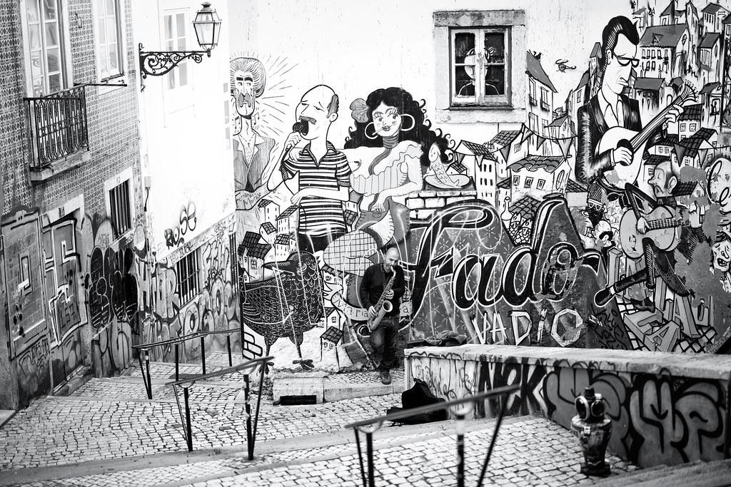 Fado, Lisbon, December 21, 2018