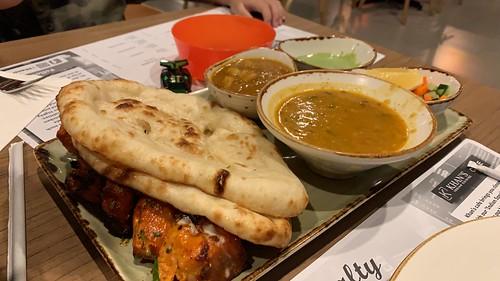 Dinner with Boys @ Khan's, BS