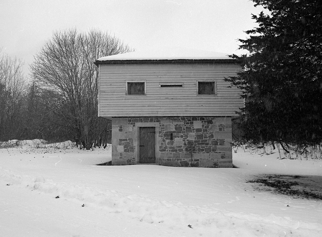 Project:1867 - The Rideau Canal - Newboro Blockhouse
