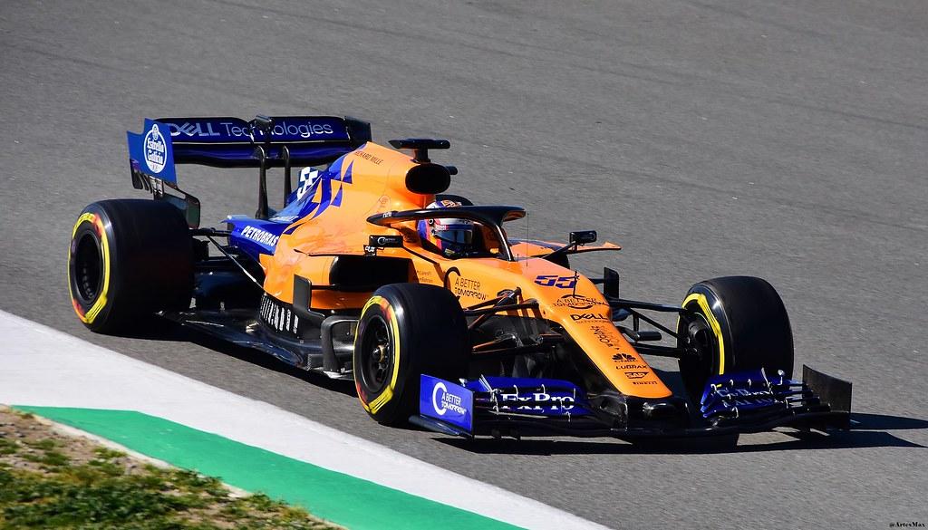 McLaren MCL34 / Carlos Sainz / ESP / McLaren F1 Team | Flickr