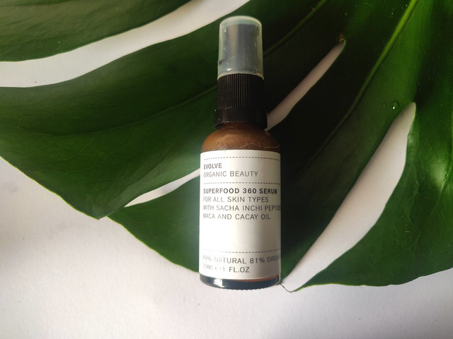 evolve superfood 360 serum