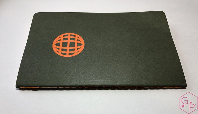 Bond Travel Gear Wallet & Field Journal & Tomoe River Notebooks Review 27