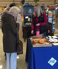 Customer outreach in Maple Valley